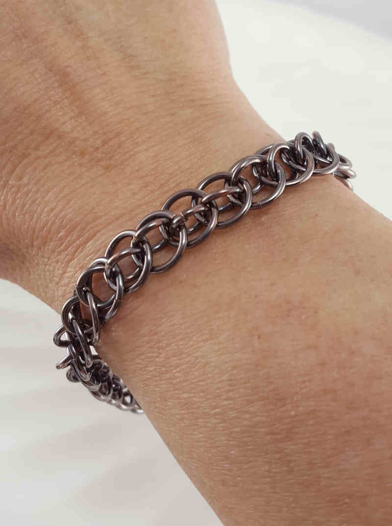 dragon tail chain bracelet � extraversions jewelry by